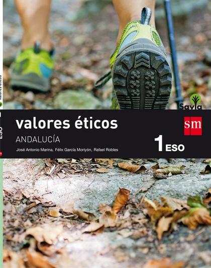 VALORES ETICOS 1ºESO ANDALUCIA SAVIA 16.