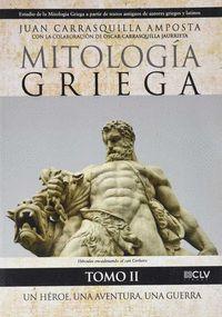 MITOLOGÍA GRIEGA II