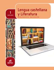LENGUA CASTELLANA Y LITERATURA 1º BACHILLERATO (LOMCE).