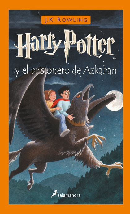 HARRY POTTER Y EL PRISIONERO AZKABAN 3