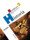 HISTORIA, 2 BACHILLERATO (ANDALUCÍA)