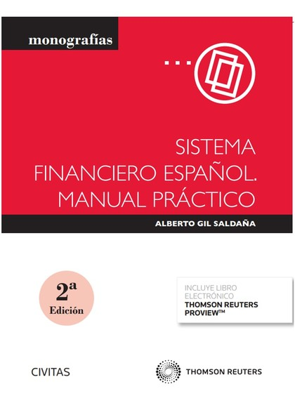 SISTEMA FINANCIERO ESPAÑOL MANUAL PRACTICO DUO.