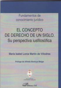 CONCEPTO DE DERECHO DE UN SIGLO, EL.