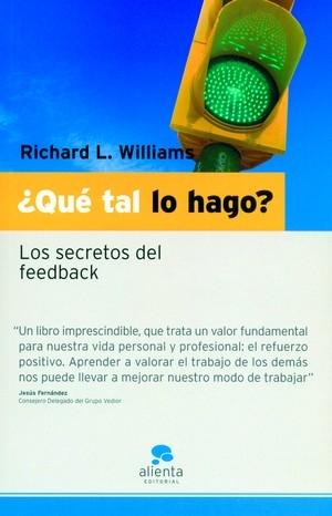 ¿QUÉ TAL LO HAGO?: LOS SECRETOS DEL FEEDBACK