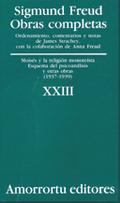 SIGMUND FREUD OBRAS COMPLETAS XXIII