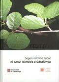 SEGON INFORME SOBRE EL CANVI CLIMÀTIC A CATALUNYA