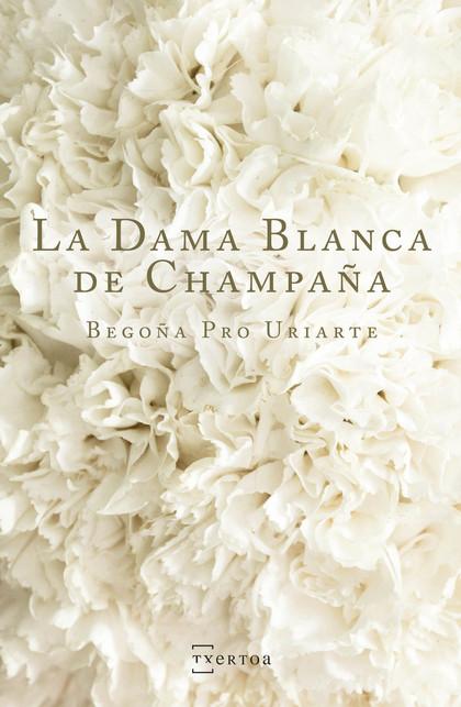 LA DAMA BLANCA DE CHAMPAÑA
