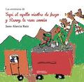 SAPI, EL SAPILLO VIENTRE DE FUEGO Y RANNY, LA RANA COMÚN