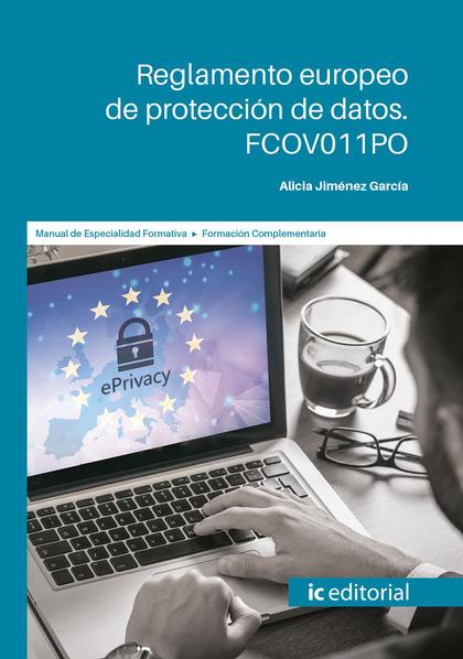 REGLAMENTO EUROPEO DE PROTECCIÓN DE DATOS.FCOV011PO
