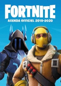 AGENDA ESCOLAR OFICIAL  2019-2020 - FORTNITE.
