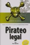 PIRATEO LEGAL: APRENDE A USAR LAS HERRAMIENTAS MÁS POTENTES PARA COMPARTIR ARCHIVOS EN INTERNET