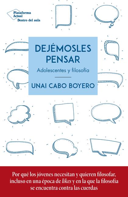 DEJÉMOSLES PENSAR                                                               ADOLESCENTES Y