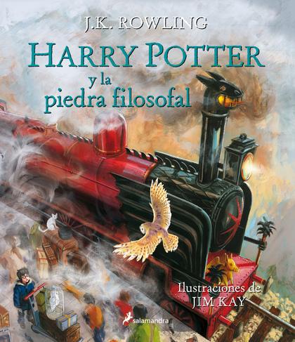 HARRY POTTER Y LA PIEDRA FILOSOFAL. EDICION ILUSTRADA