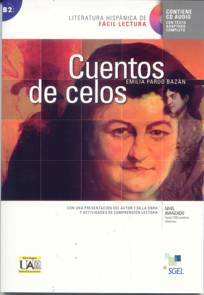 CUENTOS DE CELOS. LITERATURA HISPÁNICA DE FÁCIL LECTURA