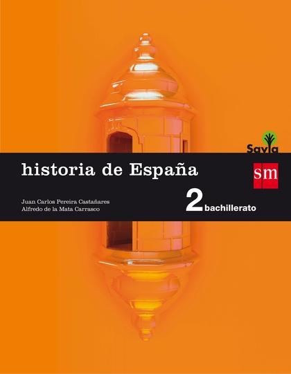 2BACH.HISTORIA DE ESPAÑA-SA 16.