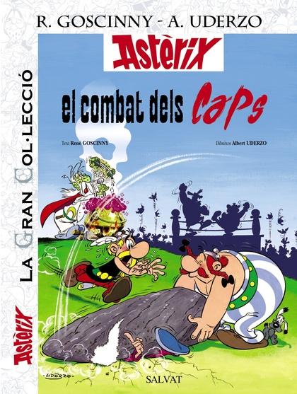 ASTERIX, EL COMBAT DELS CAPS