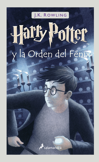 HARRY POTTER 5 -LA ORDEN DEL FENIX