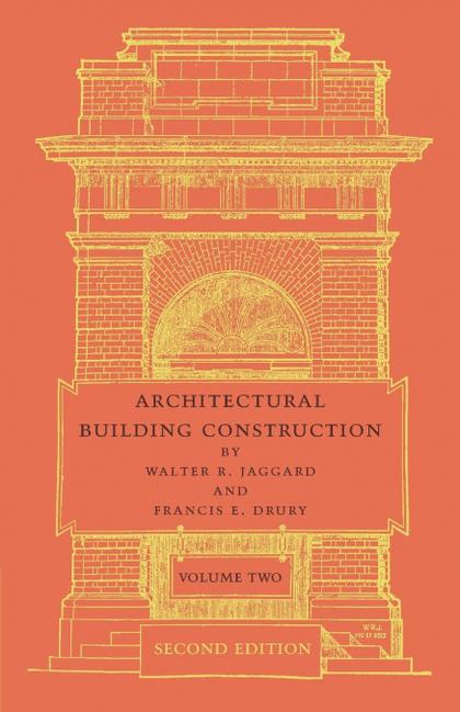 ARCHITECTURAL BUILDING CONSTRUCTION