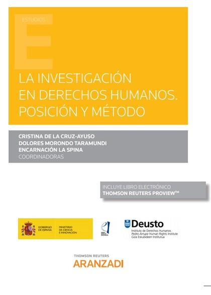 INVESTIGACION EN DERECHOS HUMANOS POSICION Y METODO DUO.