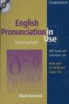 ENGLISH PRONUNCIATION USE INTER KEY/CD/CD ROM