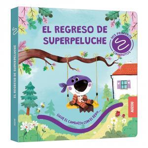 ¡EL REGRESO DE SUPERPELUCHE!.