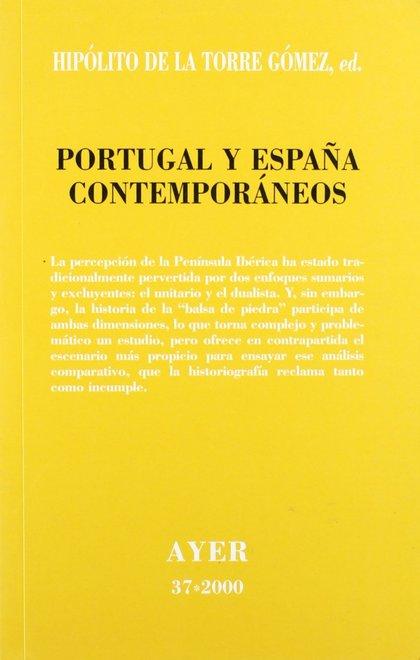 PORTUGAL Y ESPAÑA CONTEMPORÁNEOS, AYER 37