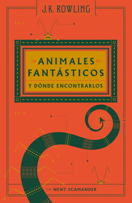 ANIMALES FANTÁSTICOS Y DÓNDE ENCONTRARLOS.