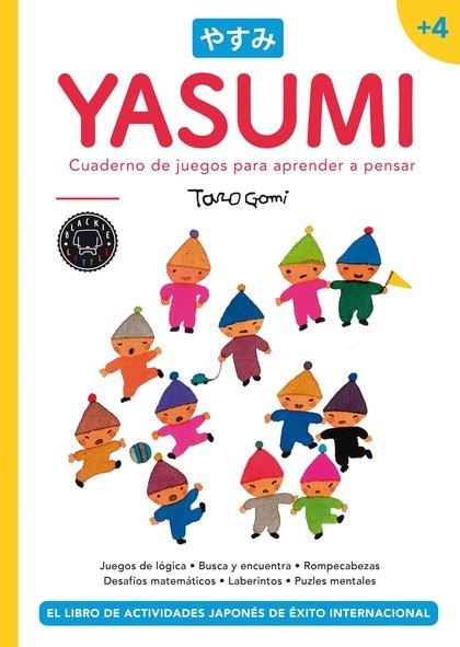 YASUMI +4                                                                       CUADERNO DE JUE