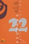 22 ESCENAS PARA LA INTERPRETACIÓN: LOS LENGUAJES DRAMÁTICOS