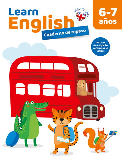 CUADERNO DE REPASO 6/7 AÑOS ENGLISH.