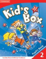 KID´S BOX 2 PUPIL