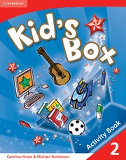KID´S BOX 2 ACT