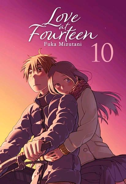 LOVE AT FOURTEEN 10.