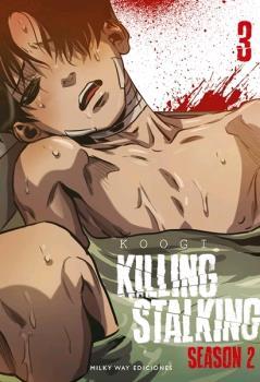 KILLING STALKING SEASON 2 VOL 3.