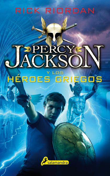 PERCY JACKSON Y LOS HÉROES GRIEGOS.