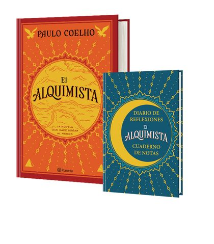 ESTUCHE 30 ANIVERSARIO EL ALQUIMISTA.