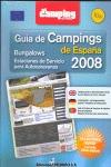 EL CAMPING Y SU MUNDO : GUÍA DE CAMPINGS DE ESPAÑA