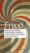 ANÁLISIS TERMINABLE E INTERMINABLE SEGUIDO DE CONSTRUCCIONES.