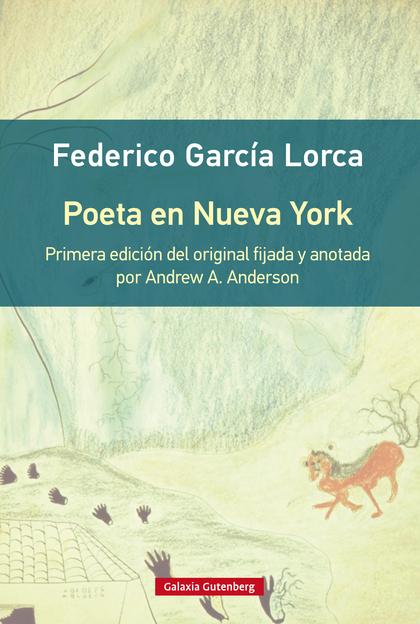 POETA EN NUEVA YORK- EBOOK                                                      PRIMERA EDICIÓN