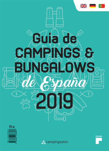 GUIA DE CAMPINGS Y BUNGALOWS DE ESPAÑA 2019.