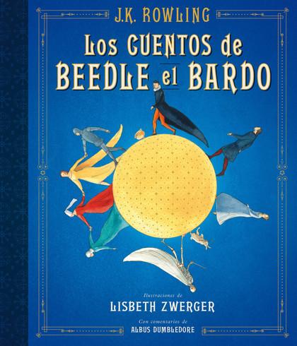 CUENTOS DE BEEDLE EL BARDO ILUSTRADO.