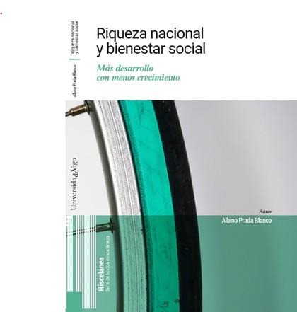 RIQUEZA NACIONAL Y BIENESTAR SOCIAL                                             MÁS DESARROLLO