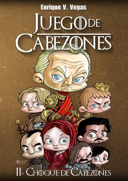 JUEGO DE CABEZONES 02: CHOQUE DE CABEZONES.