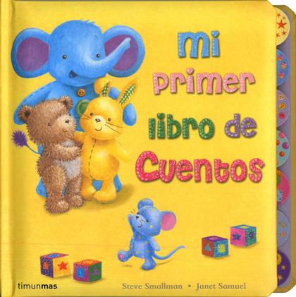 MI PRIMER LIBRO DE CUENTOS.