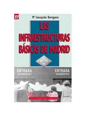 INFRAESCTRUCTURAS BÁSICAS DE MADRID