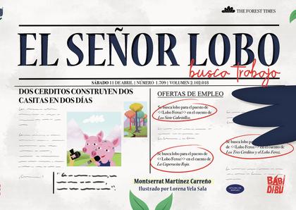 EL SEÑOR LOBO BUSCA TRABAJO.