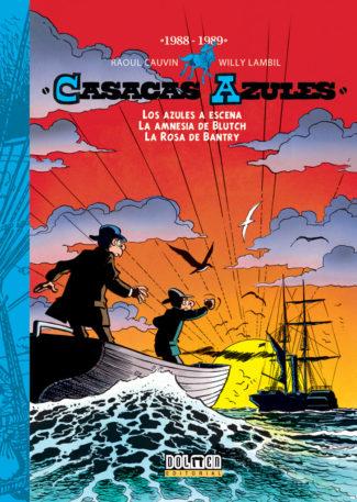 CASACAS AZULES 08 (1985-1987).