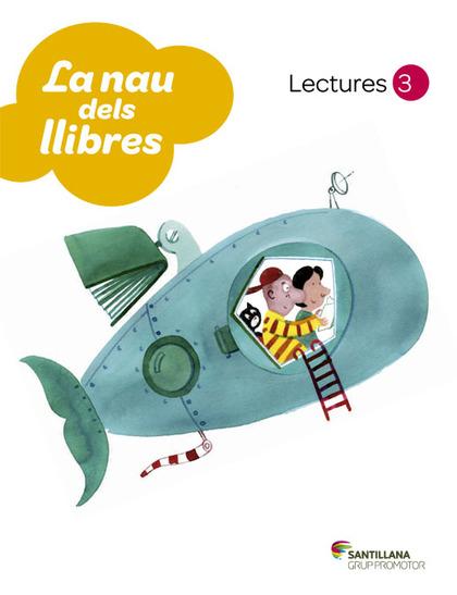 3PRI LECTURES LA NAU LLIBRES CATAL ED12