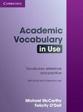 ACADEMIC VOCABULARY IN USE KEY