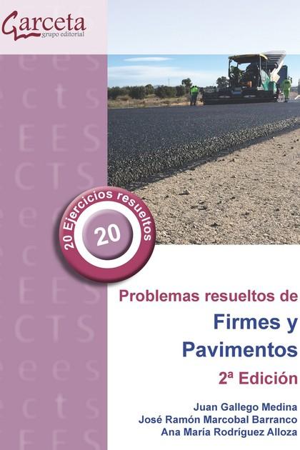 PROBLEMAS RESUELTOS DE FIRMES Y PAVIMENTOS.